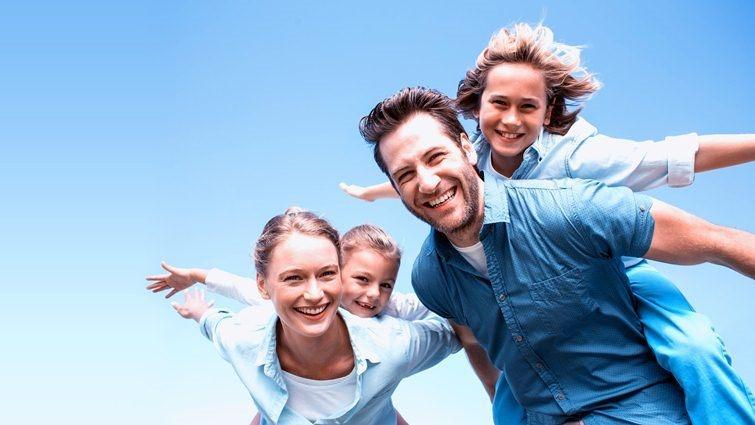 「讓自己的生活、家庭及身旁的人更好!」